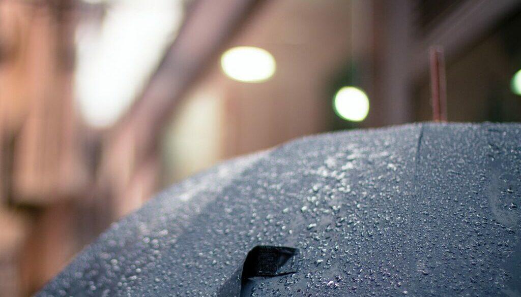 försäkring mot regn